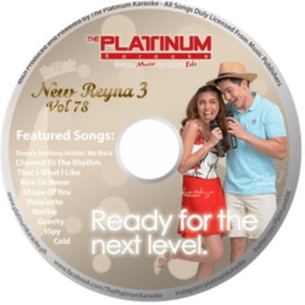 Platinum Reyna 3: Vol. 78 (September 2017 Release)