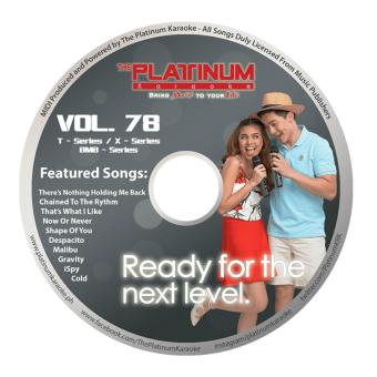 Platinum T-X-BMB Series: Vol. 78 CD