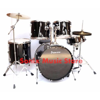 Premier Drum Set (black)