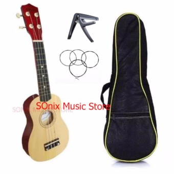 Premier Ukulele (concert) Natural Package Price Philippines