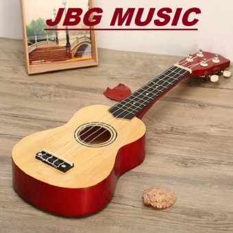 Premiere 20 Inch Acoustic Soprano Hawaii Ukulele Musical Instrument Wood