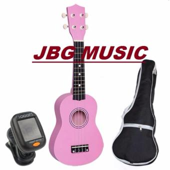 Premiere 21 Inch Ukulele Musical Instrument Hawaiian Small Guitar(Pink) Price Philippines