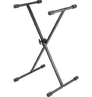 Premiere Heavy duty X-Keyboard Stand (Black) Price Philippines