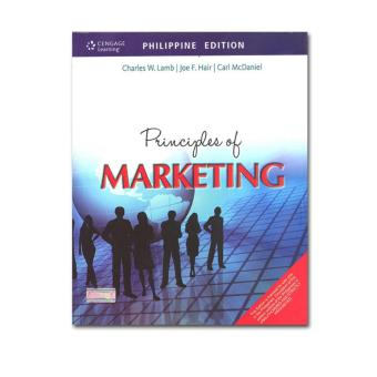 Principles Of Marketing/ Phil. Ed/ Lamb/ Hair/ Mcdaniel Price Philippines