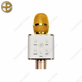 Q7 Wireless Bluetooth Microphone & HiFi Speaker Karaoke KTV - 3