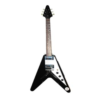 RJ Flying V Electric Guitar (Black) Price Philippines