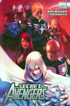 Secret Avengers By Ed Brubaker Vol 1 HC (2011)