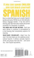 English learning books for sale english teaching books best see it and say it in spanish teach yourself spanish the word and solutioingenieria Gallery
