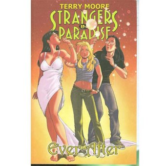 Strangers in Paradise Vol 19 Ever After TPB (1994-2007 Abstract)