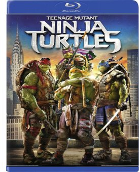 Teenage Mutant Ninja Turtles (Film) Blu-ray