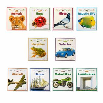 Teeny Baby My First Encyclopedia Children's Book Set of 10 Price Philippines