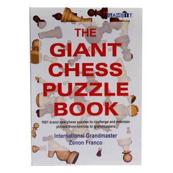 The Giant Chess Puzzle Book