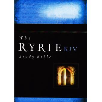 The KJV The Ryrie Study Bible Price Philippines