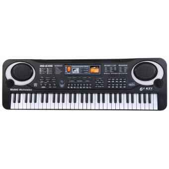 THEA 61 Keys Digital Keyboard (Black)