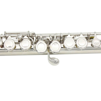 Image Detail Thomson Concert Flute Woodwind Instrument Full
