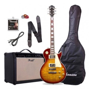 Thomson Les Paul Bolt-on with 30watts amp Package Electric Guitar(Sunburst)