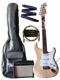 Thomson ST-1 Electric Guitar Package (Natural)