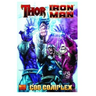 Thor - Iron Man God Complex HC (2011) - picture 2
