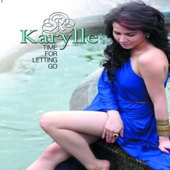 Time for Letting Go CD by Karylle Price Philippines