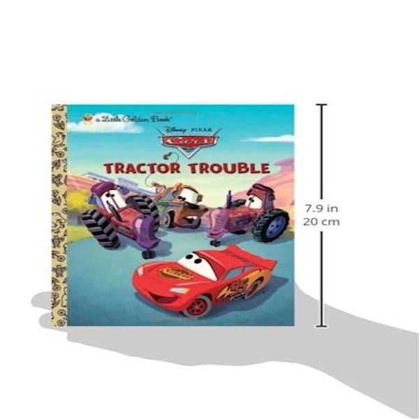 Tractor Trouble Disney/Pixar Cars Little Golden Book