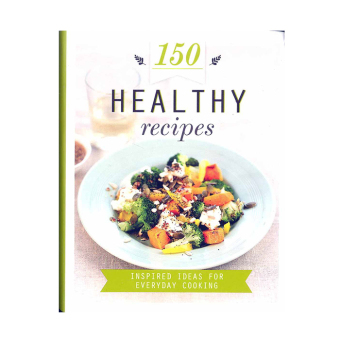 WS 150 RECIPES - HEALTHY Price Philippines
