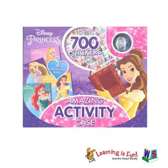 WS Disney Amazing Activity Case-Princess