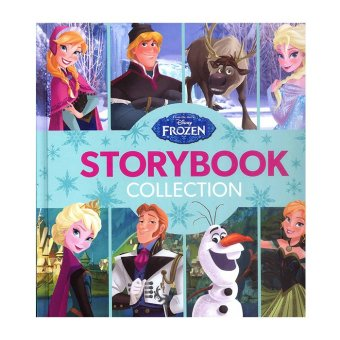 WS Disney Frozen Storybook Collection