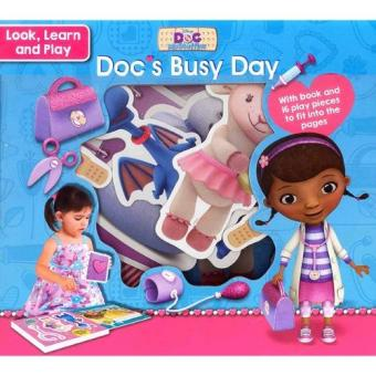 WS Disney Look, Learn and Play - Doc Mcstuffins Price Philippines