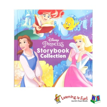 WS Disney Storybook Collection Hb - Princess (2)