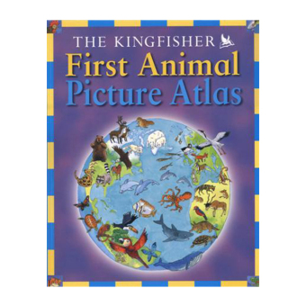 WS First Animal Picture Atlas
