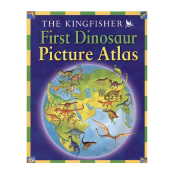 WS First Dinosaur Picture Atlas