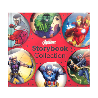 Ws Marvel Storybook Collection Hb Avengers Price Philippines
