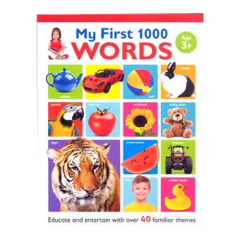WS MY FIRST 1000 WORDS (2013 EDITION) Price Philippines