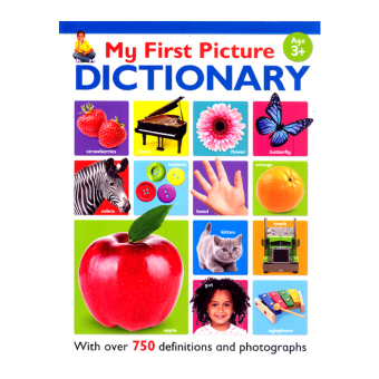WS MY FIRST PICTURE DICTIONARY (2013 EDITION)