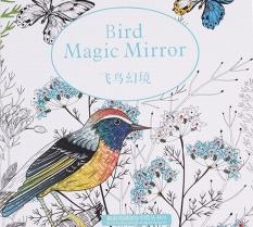 Harga Dan Spesifikasi Yingwei Coloring Book Enchanted Forest 24 Source Bird Magic Mirror Pages Chinese