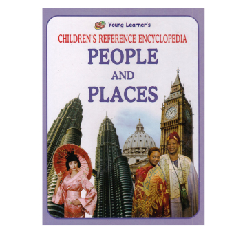 Young Learner Children's Reference Encyclopedia: People and places