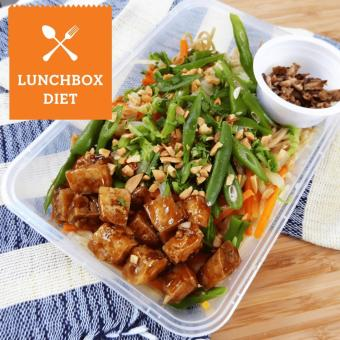 Low-carb 1500-cal 5-day Meals at Lunchbox Diet