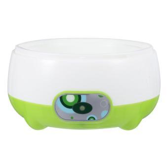 1L Automatic Stainless Liner Yogurt Maker Machine Green - intl - 4
