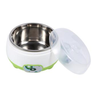 1L Automatic Stainless Liner Yogurt Maker Machine Green - intl - 5