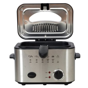 3D MDF836B 1.2L Deep Fryer (Black/Silver) Price Philippines
