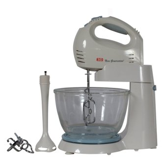 3D TSK942GST Stand Mixer (White) Price Philippines