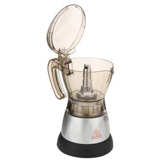 4 Cup Electric Espresso Coffee Maker Machine Percolator Moka Pot Stovetop Brewer - intl - 4