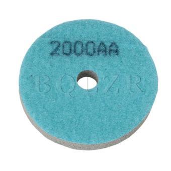 4 Inch Sponge Polishing Pad? 2000 Grit Type2 Blue