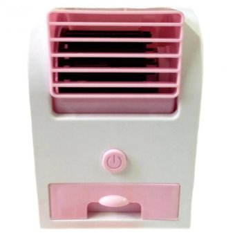 5188 Mini Air Conditioning Fan (Pink)