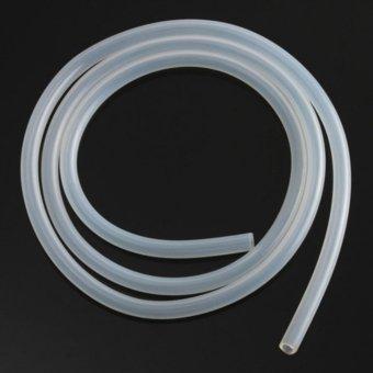 6 x 9MM Food Grade Heat-resistant Silicone Tubing Hose Transparent- intl - 2