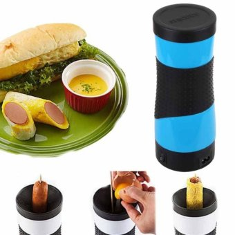 Abusun Multifunctional Egg Boiler Automatic egg roll maker cookingtools egg cup for breakfast Fried Eggs - intl