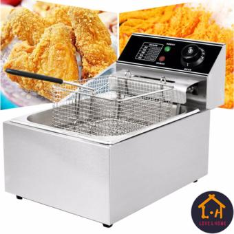 Adventurer New Electric Deep Fryer