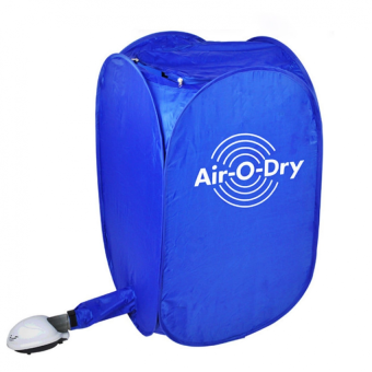 Air O Dry Portable Clothes Dryer (Blue)