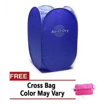 Air O Dry with Free Cross Bag (Color May Vary)