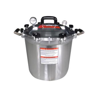 All American Heavy Cast Aluminum Pressure Cooker/Canner 41.5qts.